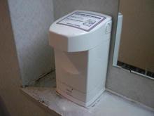 PCデポ調布本店 1階トイレ