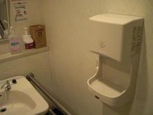 PCデポ調布本店 1階多目的トイレ