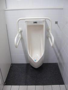 いなげや府中浅間町店 2階トイレ
