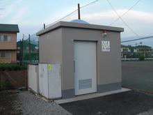石畑地区スポーツ広場トイレ