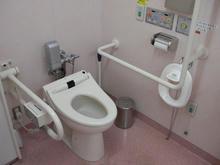 サミットストア上連雀店トイレ