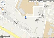 成城3丁目緑地トイレ