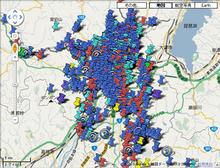 トイレマップ(toilet map)京都府エリア