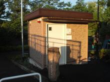 拝島町4丁目南児童遊園トイレ