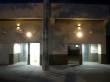 昭和公園 市営昭島球場ライトウイングトイレ