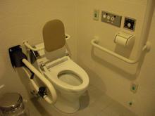 INAX世田谷ショールーム 多目的トイレ