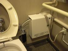 若葉台駅 駅前多目的トイレ