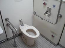 よこやまの道 西トイレ