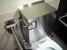 梶野公園 多目的トイレ