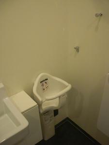 新宿マルイ本館 8階多目的トイレ