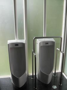 東京大学総合博物館小石川分館 2階トイレ