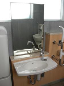 武蔵小金井駅 駅前多目的トイレ