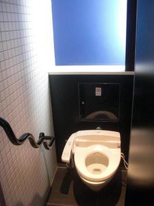 ルミネマン渋谷店3階トイレ