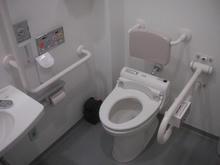 2k540 Cエリア多目的トイレ