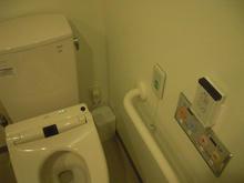 史跡の駅おたカフェ 1階多目的トイレ