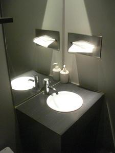 ボーコンセプト新宿店 3階トイレ
