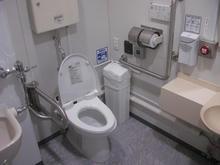 ルミネエスト新宿店 地下1階南多目的トイレ