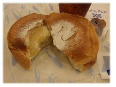 パンの中身