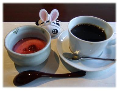 デザート&コーヒー