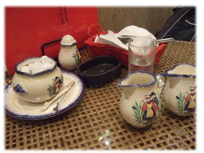 カンペール陶器