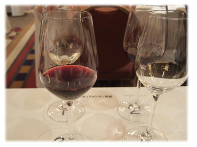 4種のワイン