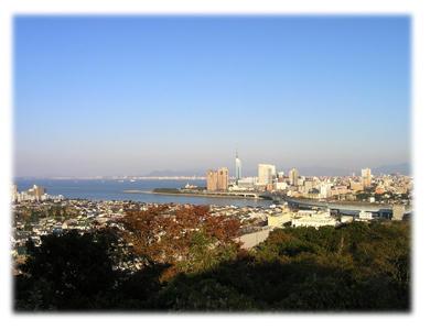 愛宕神社からの景色