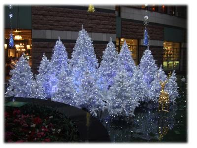 キャナルシティのクリスマス1