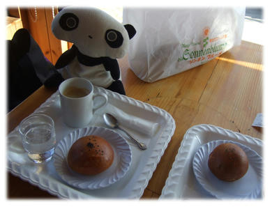 パンとコーヒー2