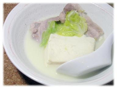 温泉湯豆腐2
