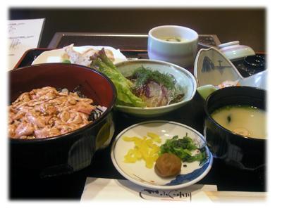 小川丼定食