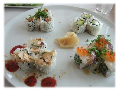 寿司コンボ