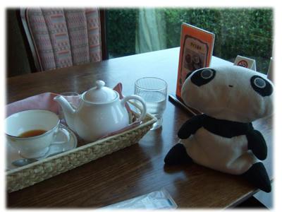 紅茶とたれ