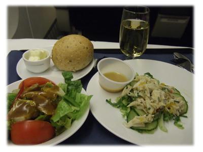 機内食前菜2