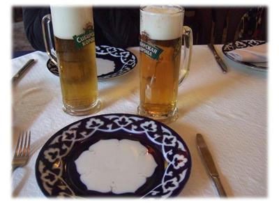 ロシアンビール