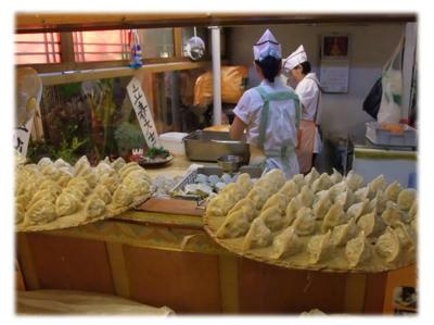 餃子鍋のお店2