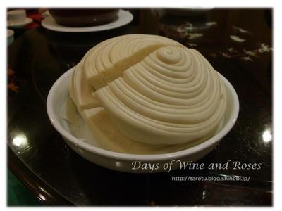 渦巻き中華蒸しパン