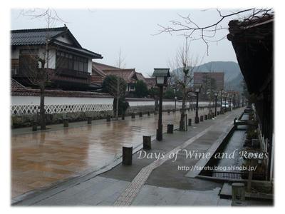 津和野の街