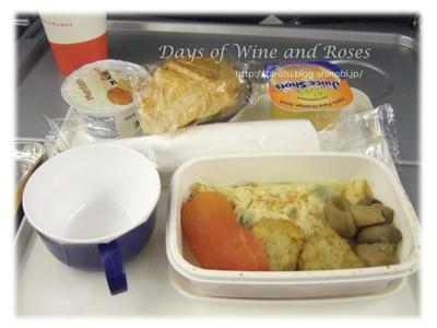 機内食2朝食