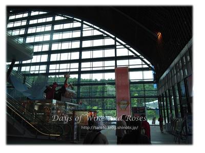 九州国立博物館内