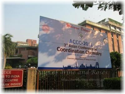 インドの国際会議