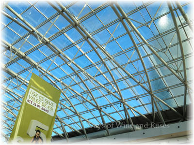 モールの天井