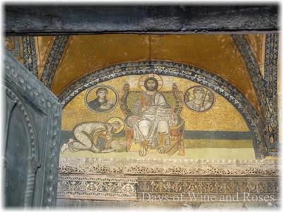 ビザンチン帝国の遺産 聖ソフィア大聖堂(アヤソフィア)|酒とバラの日々