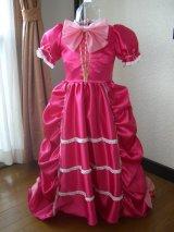 キューティーピンクドレス正面