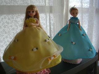 ロングドレス2