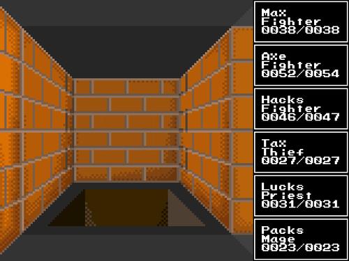 cf地下1階階段