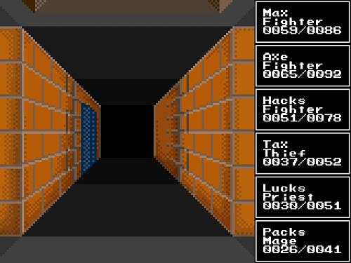 corefantasy地下3階