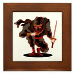 Japanese art - Ninja picture