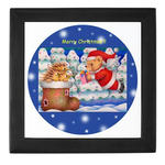 Christmas picture - Stocking filler from Teddy Bear