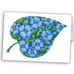 Flower picture - Lovely blue flower