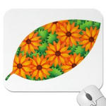 Flower Illustration - Cheerful orange flower